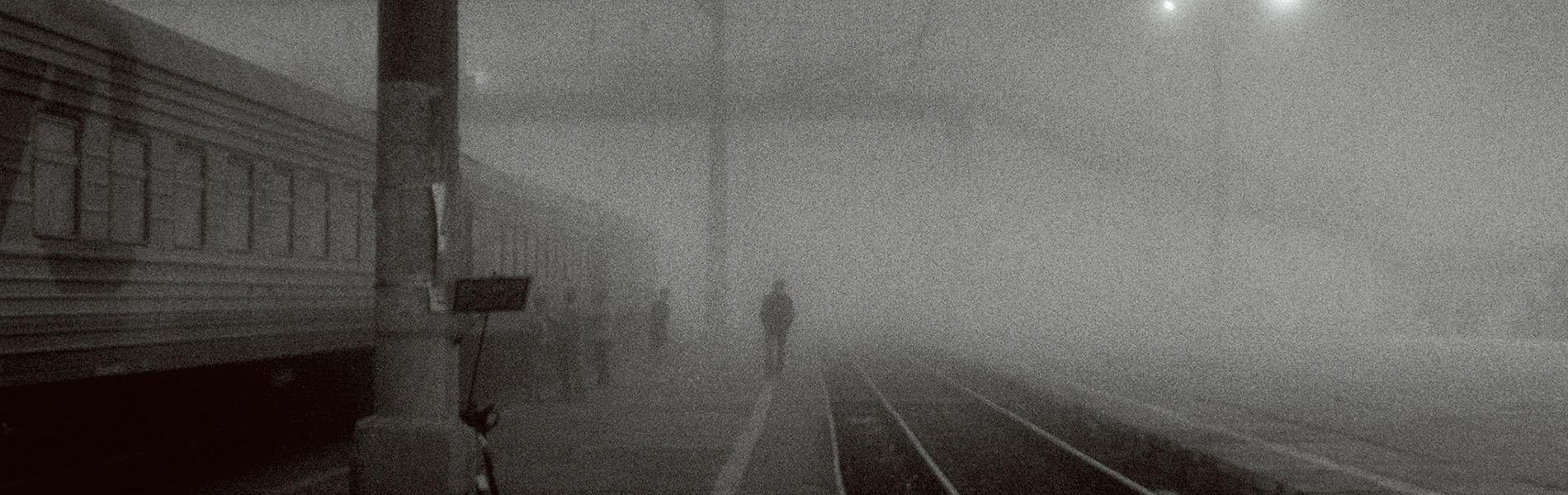 2021年 早秋企画展 小池貴之写真展「Домой – シベリア鉄道 -」